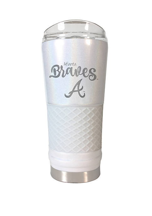 Great American Products MLB Atlanta Braves 24 Ounce
