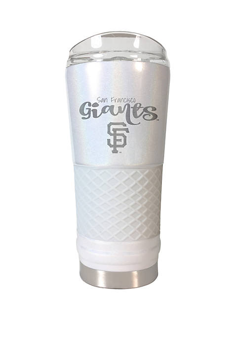 MLB San Francisco Giants 24 Ounce Opal Draft Tumbler