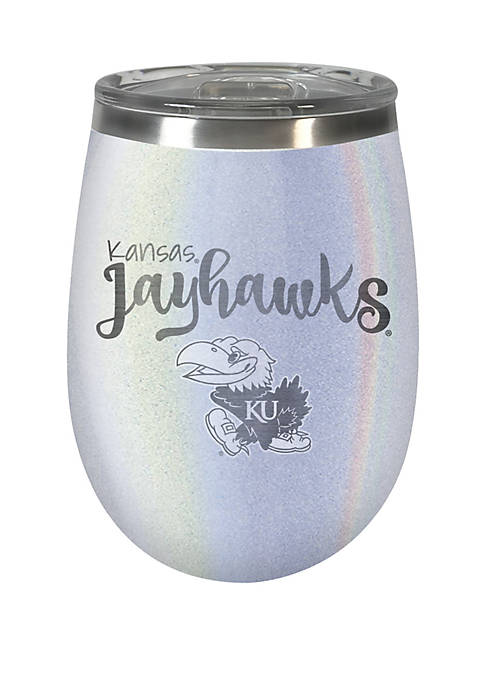 Great American Products NCAA Kansas Jayahwks 12 Ounce