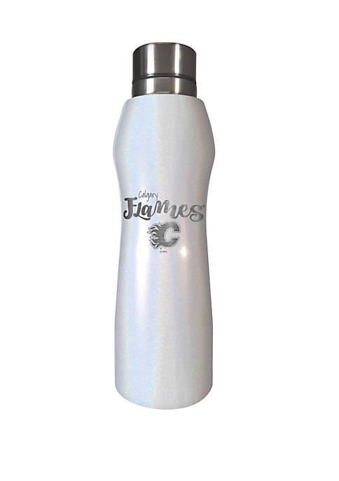 NHL Calgary Flames 20 Ounce Opal Hydration Water Bottle