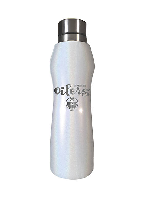 NHL Edmonton Oilers 20 Ounce Opal Hydration Water Bottle