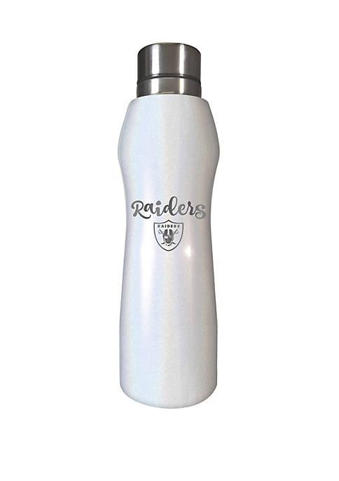 NFL Oakland Raiders 20 Ounce Opal Hydration Water Bottle