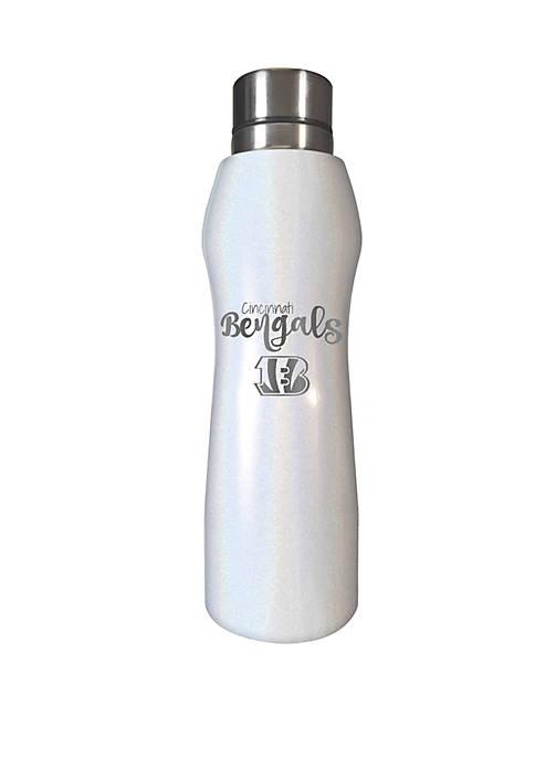 NFL Cincinnati Bengals 20 Ounce Opal Hydration Water Bottle