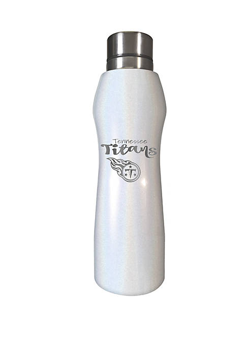NFL Tennessee Titans 20 Ounce Opal Hydration Water Bottle