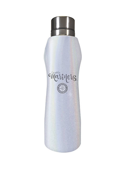 MLB Seattle Mariners 20 Ounce Opal Hydration Water Bottle