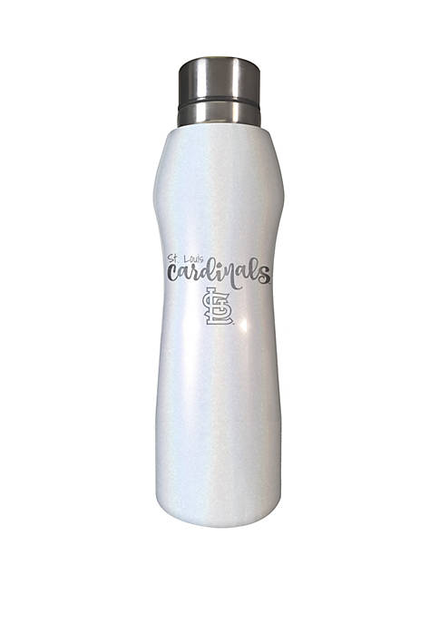 MLB St Louis Cardinals 20 Ounce Opal Hydration Water Bottle