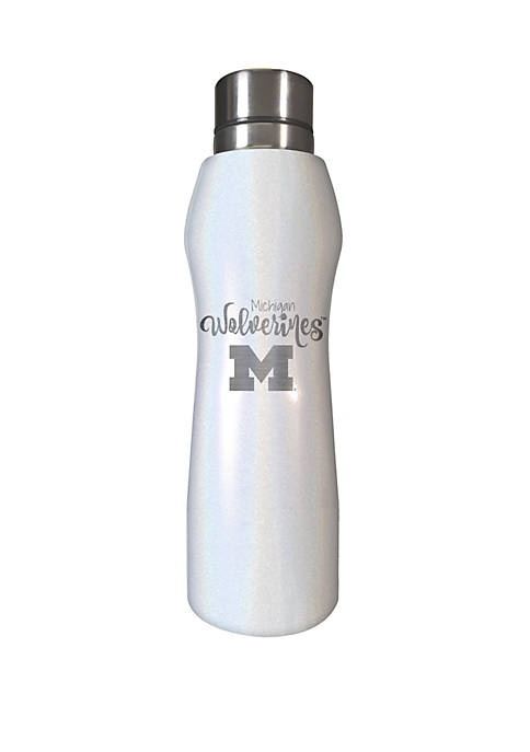 NCAA Michigan Wolverines 20 Ounce Opal Hydration Water Bottle