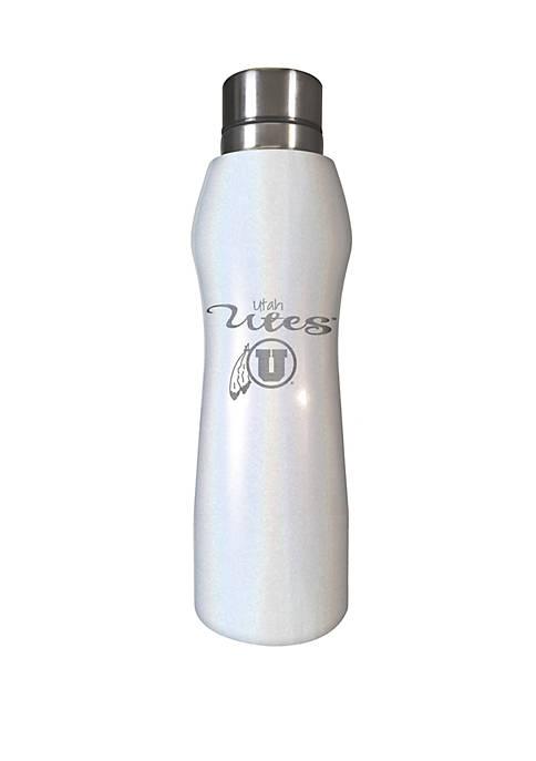 NCAA Utah Utes 20 Ounce Opal Hydration Water Bottle