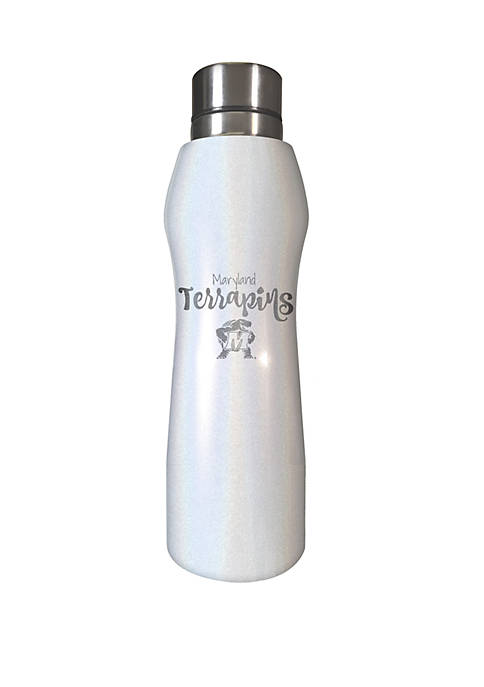 NCAA Maryland Terrapins 20 Ounce Opal Hydration Water Bottle