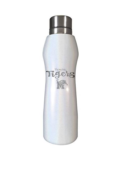 NCAA Memphis Tigers 20 Ounce Opal Hydration Water Bottle