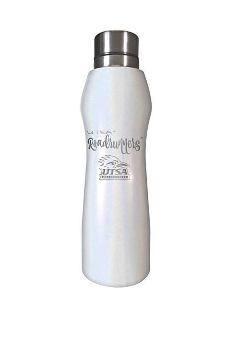 NCAA UTSA Roadrunners 20 Ounce Opal Hydration Water Bottle