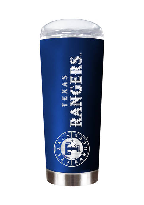 Great American Products MLB Texas Rangers 18 Ounce