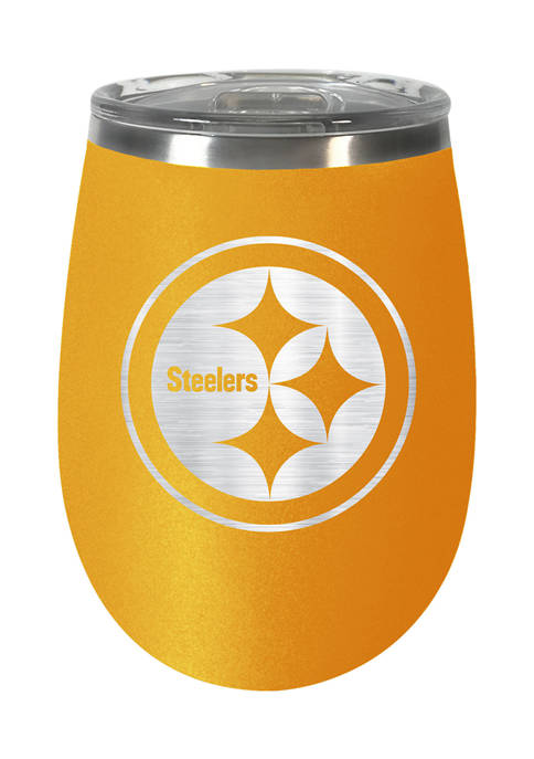 Great American Products NFL Pittsburgh Steelers 10 Ounce
