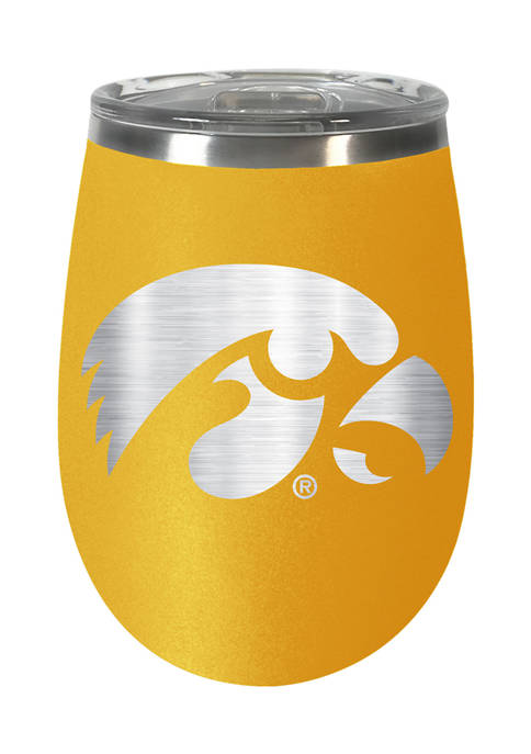 Great American Products NCAA Iowa Hawkeyes 10 Ounce