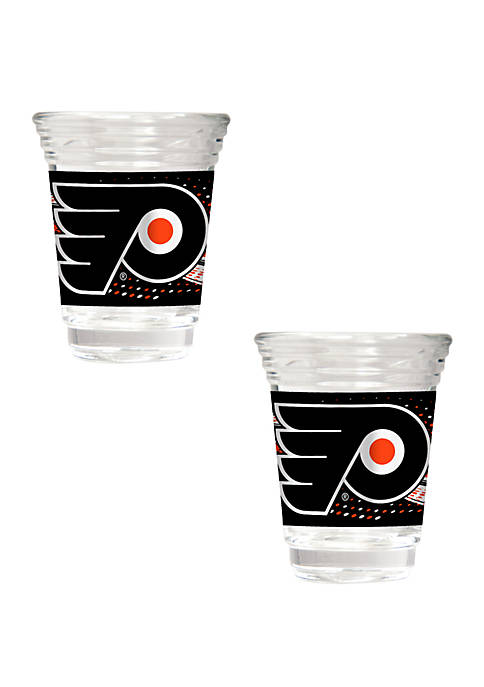 Great American Products NHL Philadelphia Flyers 2 Ounce