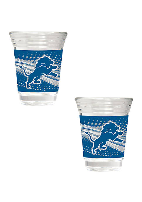 Great American Products NFL Detroit Lions 2 Ounce