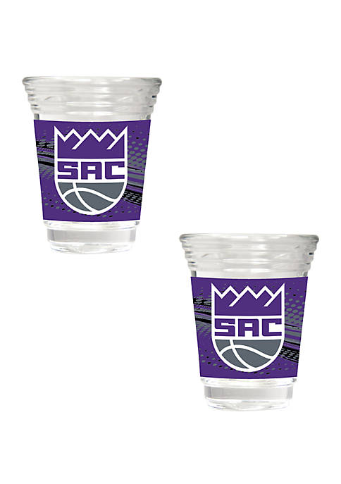 Great American Products NBA Sacramento Kings 2 Ounce
