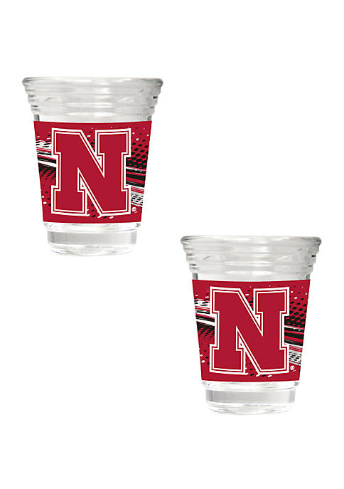 Great American Products NCAA Nebraska Cornhuskers 2 Ounce