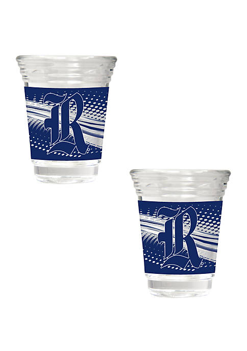 NCAA Rice Owls 2 Ounce Party Shot Set