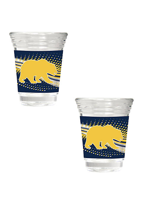NCAA California Golden Bears 2 Ounce Party Shot Set