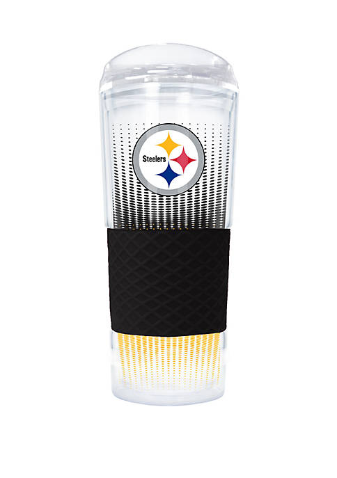 NFL Pittsburgh Steelers Rookie 24 Ounce Acrylic  Tumbler