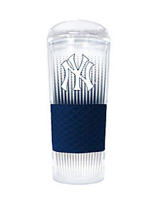 Great American Products MLB New York Yankees Rookie 24 Ounce Acrylic Tumbler