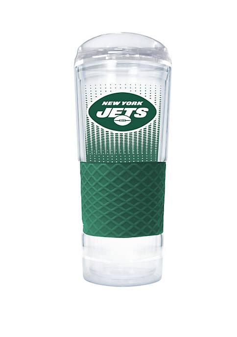NFL New York Jets Rookie 24 Ounce Acrylic  Tumbler