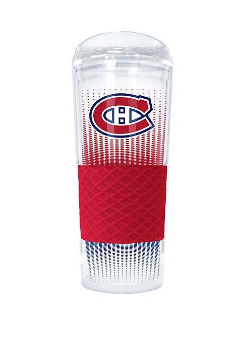 NHL Montreal Canadiens Rookie 24oz Acrylic  Tumbler