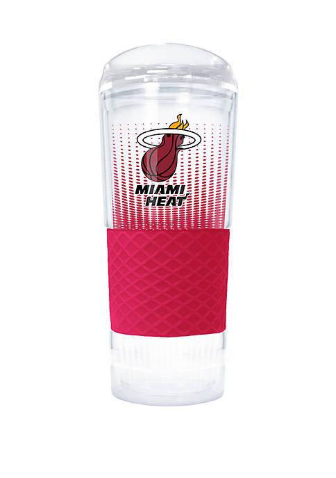 NBA Miami Heat Rookie 24 Ounce Acrylic Tumbler