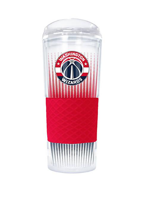 NBA Washington Wizards Rookie 24 Ounce Acrylic Tumbler