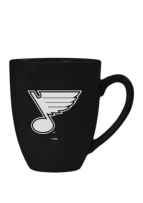 NHL St. Louis Blues 15 Ounce Stealth Bistro Mug