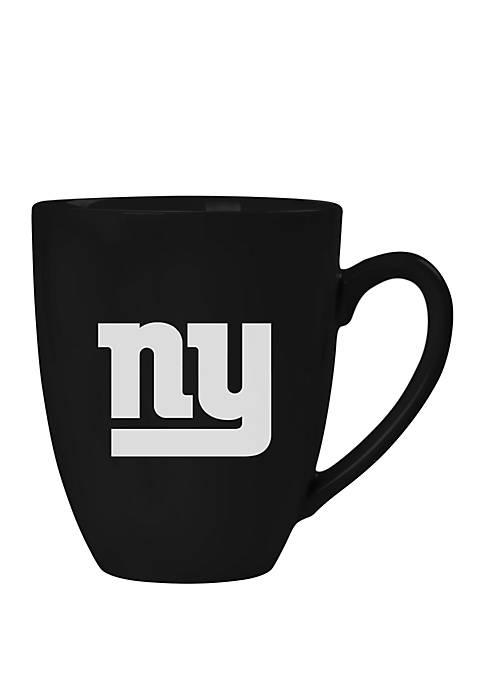 NFL New York Giants 15 Ounce Stealth Bistro Mug
