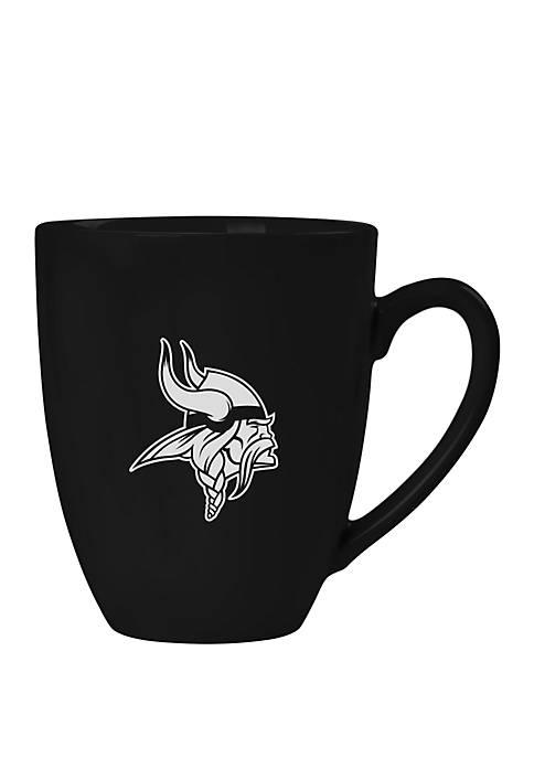 NFL Minnesota Vikings 15 Ounce Stealth Bistro Mug