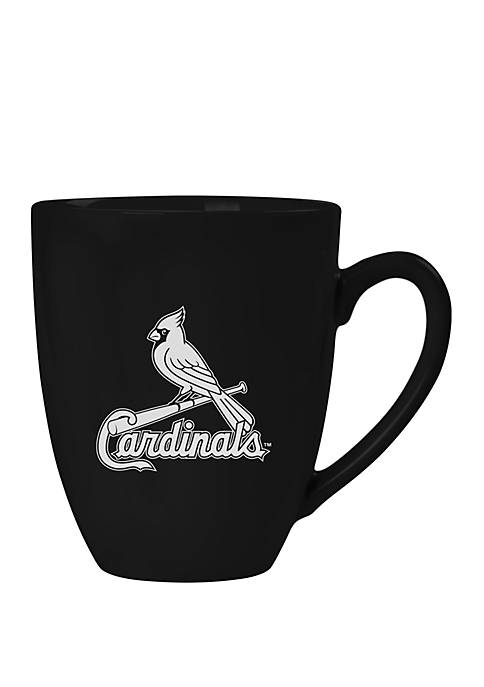MLB St. Louis Cardinals 15 Ounce Stealth Bistro Mug
