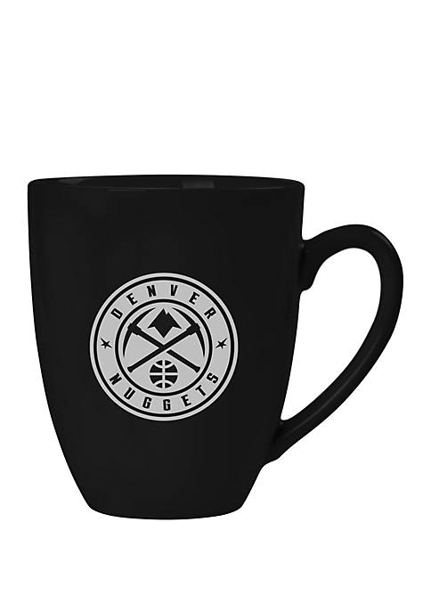 NBA Denver Nuggets 15 Ounce Stealth Bistro Mug