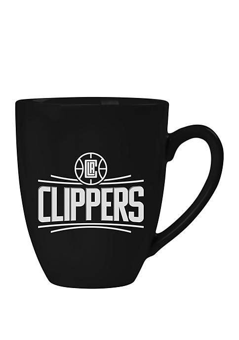 NBA Los Angeles Clippers 15 Ounce Stealth Bistro Mug