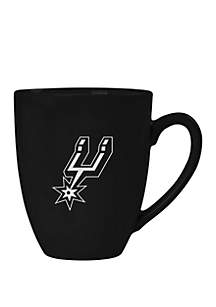 Great American Products NBA San Antonio Spurs 15 Ounce Stealth Bistro Mug