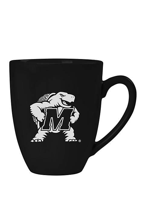 NCAA Maryland Terrapins 15 Ounce Stealth Bistro Mug