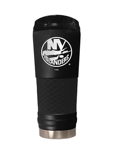 NHL New York Islanders 24 Ounce Stealth Draft Tumbler