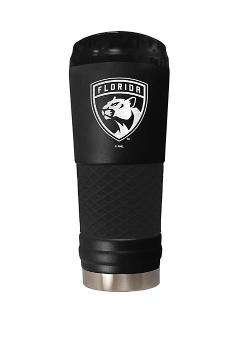 NHL Florida Panthers 24 Ounce Stealth Draft Tumbler