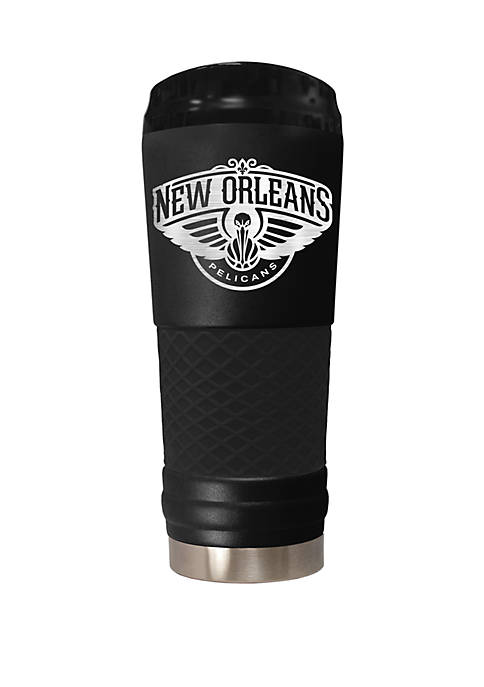 NBA New Orleans Pelicans 24 Ounce Stealth Draft Tumbler
