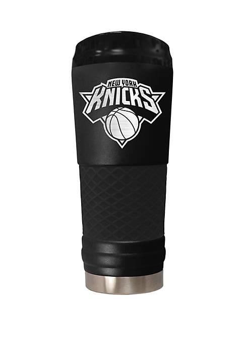NBA New York Knicks 24 Ounce Stealth Draft Tumbler