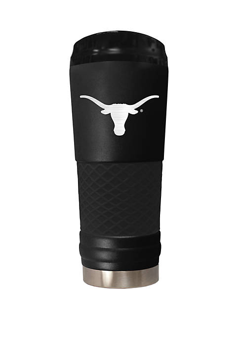 NCAA Texas Longhorns 24 Ounce Stealth Draft Tumbler