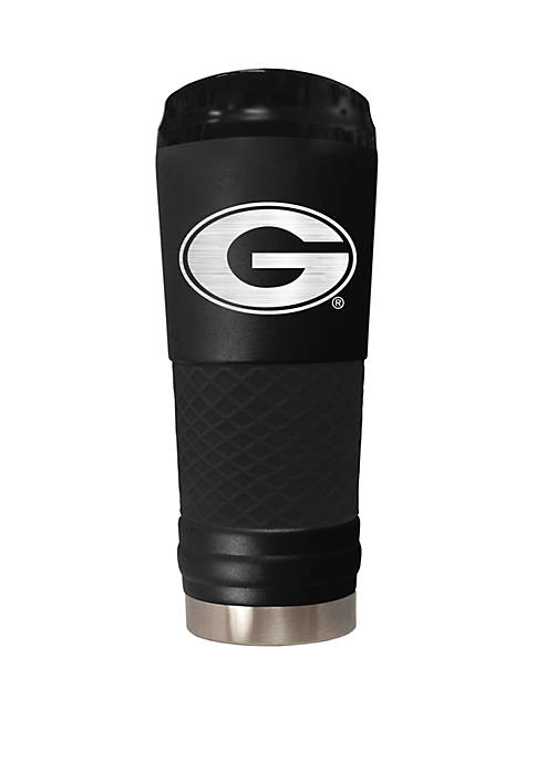 NCAA Georgia Bulldogs 24 Ounce Stealth Draft Tumbler
