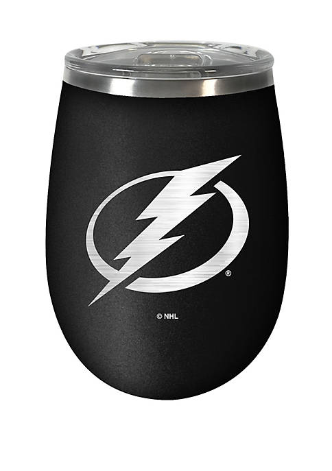 NHL Tampa Bay Lightning 12 Ounce Stealth Wine Tumbler