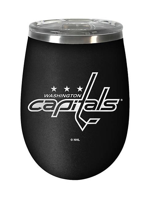 NHL Washington Capitals 12 Ounce Stealth Wine Tumbler