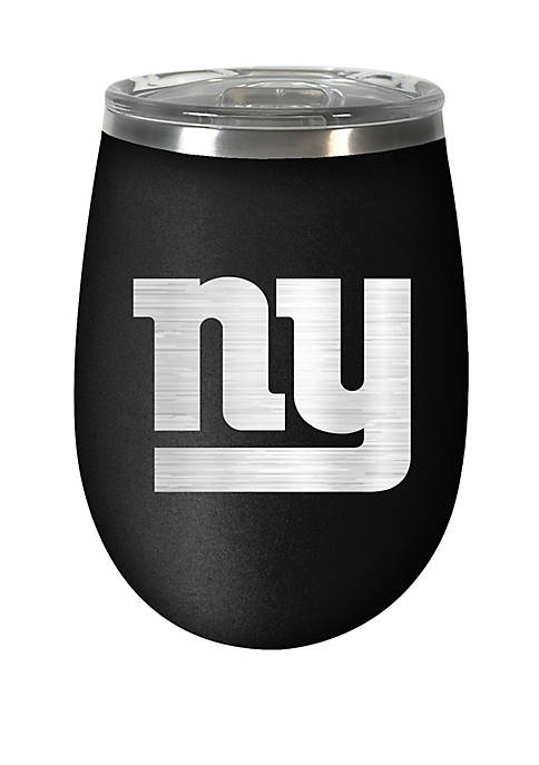 NFL New York Giants 12 Ounce Stealth Wine Tumbler