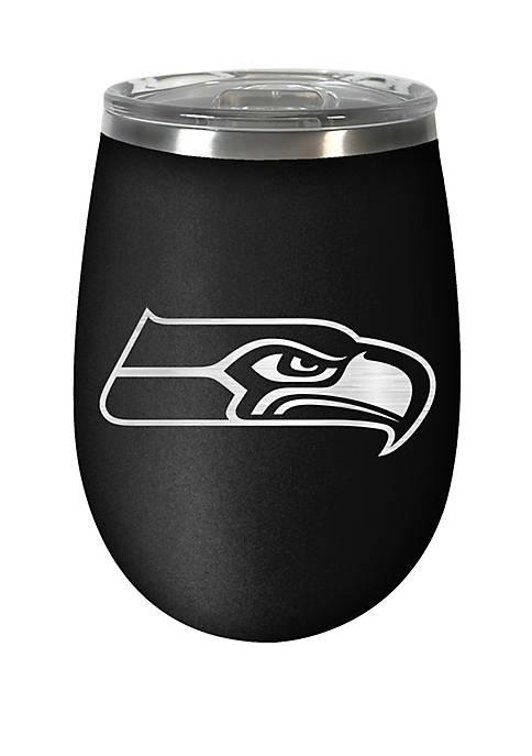 NFL Seattle Seahawks 12 Ounce Stealth Wine Tumbler