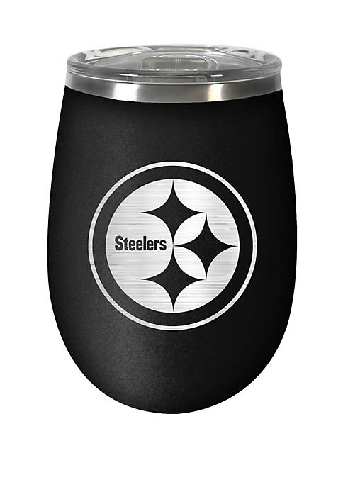 NFL Pittsburgh Steelers 12 Ounce Stealth Wine Tumbler