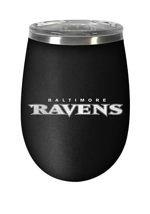NFL Baltimore Ravens 12 Ounce Stealth Wine Tumbler